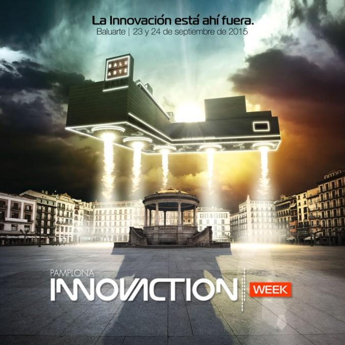 pamplona innovaction week congreso feria septiembre emprendedores innovación