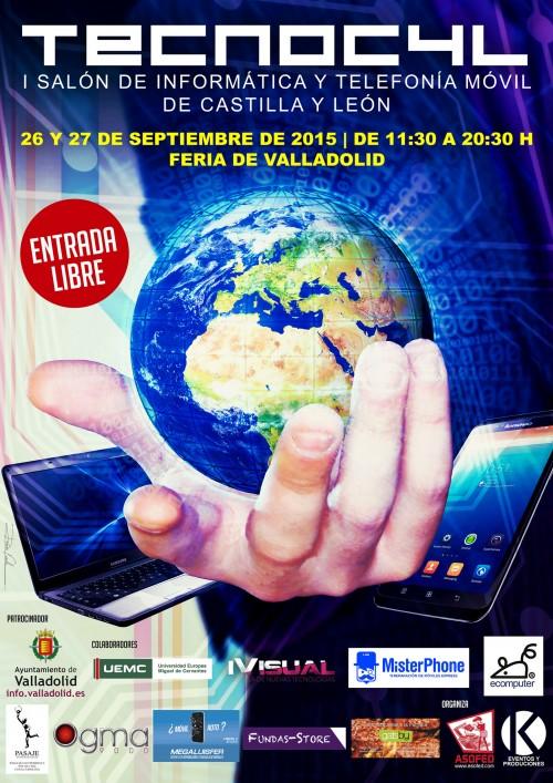 feria salón TECNOCYL Valladolid feria de muestras