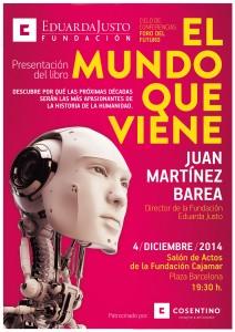 El Mundo que Viene Juan Martinez Barea libro