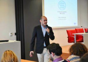 Startup Europe Week Valladolid Luis Fombellida