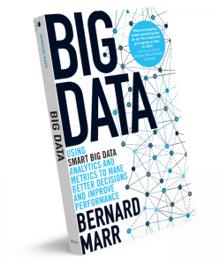 Big Data - Bernard Marr Libro