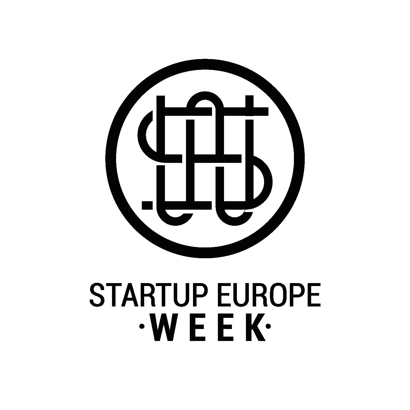 Logo Startup Europe Week Valladolid 2017