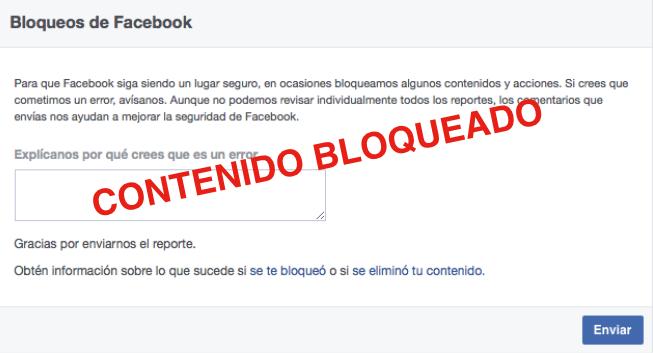 Filtro Facebook noticias falsas