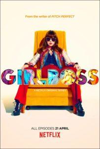 girlboss poster serie del mes