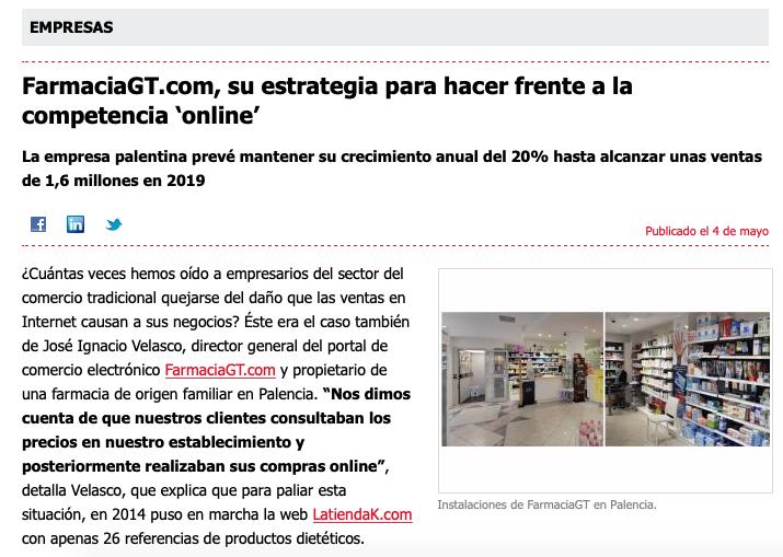 Entrevista CyL Economica