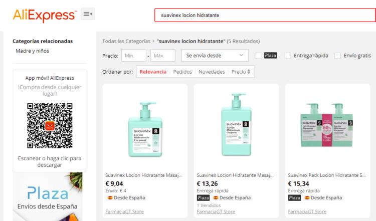 Cómo mejorar el posicionamiento de productos en Aliexpress